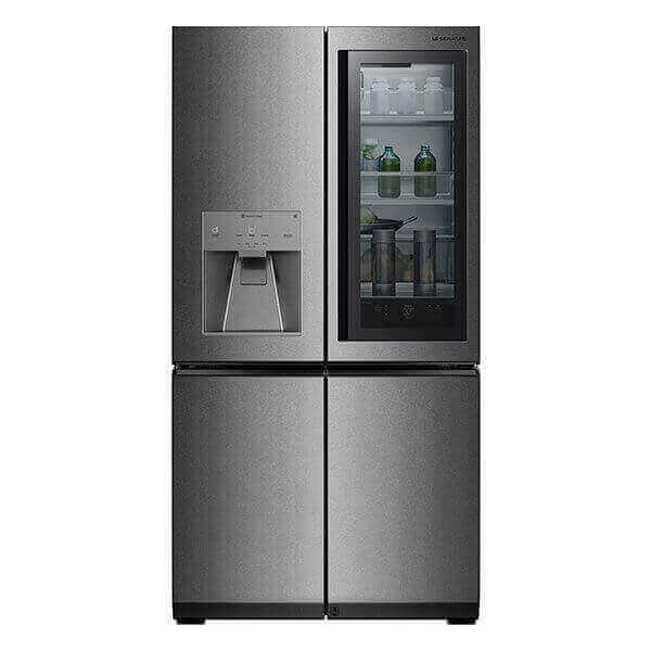 LG SIGNATURE 31 cu. ft. InstaView Door-in-Door® Refrigerator Product Image
